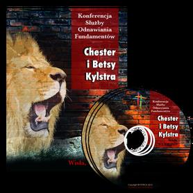 KONFERENCJA z Chesterem i Betsy Kylstrami DVD