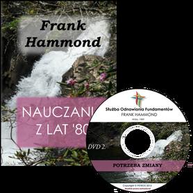 FRANK HAMMOND - NAUCZANIA Z LAT '80