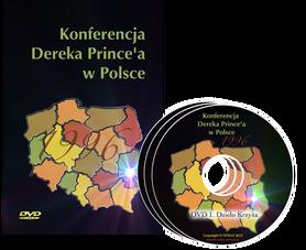 DEREK PRINCE  KONFERENCJA W POLSCE - 1996r.